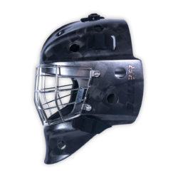 Bauer NME VTX Senior Goalie Mask side