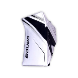 Bauer Supreme S29 Senior Goalie Blocker in Black and White