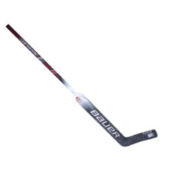 Bauer Supreme 2S Pro Senior Goalie Stick in Red