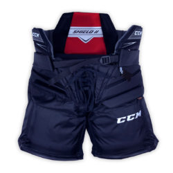 CCM Extreme Flex Shield II Senior Goalie Pants Front