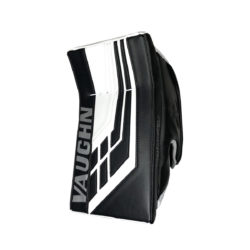 Vaughn Velocity VE8 Intermediate Goalie Blocker in Black and White
