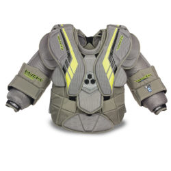 Vaughn Velocity VE8 Pro Carbon Chest Protector Grey