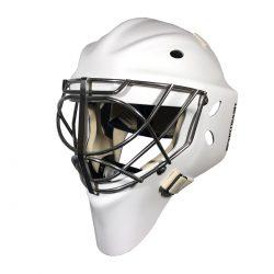 Sportmask Pro 2F Short Cage Senior Goalie Mask Angle