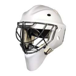 Sportmask VX-5 Short Cage Senior Goalie Mask Angle