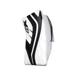 Brians GNEtik 4 Pro Senior Goalie Blocker in White and Black