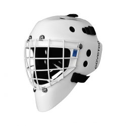 Coveted A5 Certified Straight Bar Junior Goalie Mask