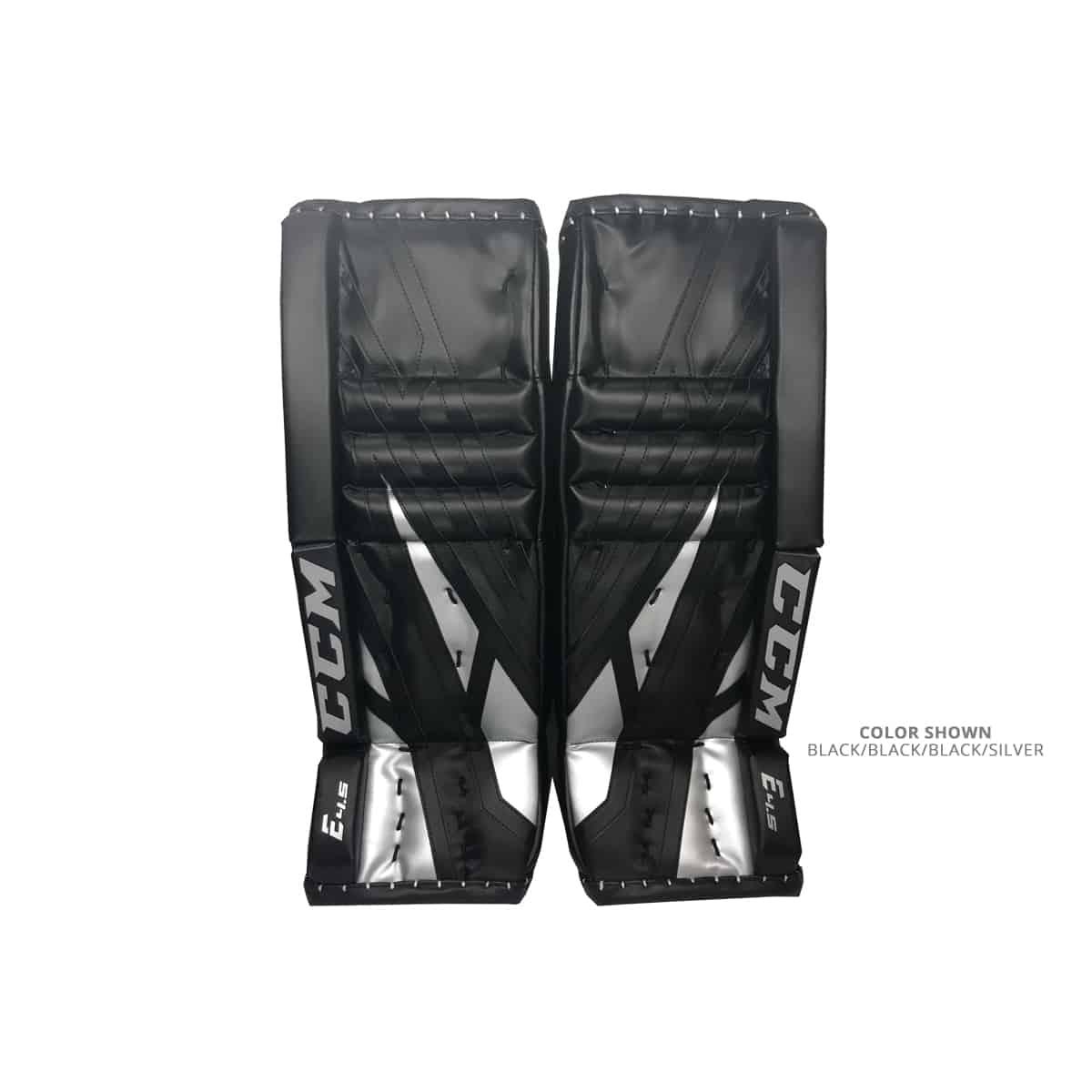 CCM Extreme Flex E4 5 Junior Goalie Leg Pads