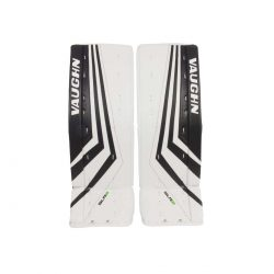 Vaughn Ventus SLR2 Pro Senior Leg Pads White and Black