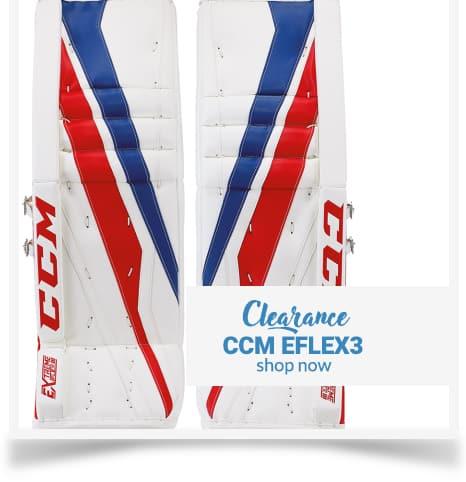 CCM Eflex 3 Clearance Banner