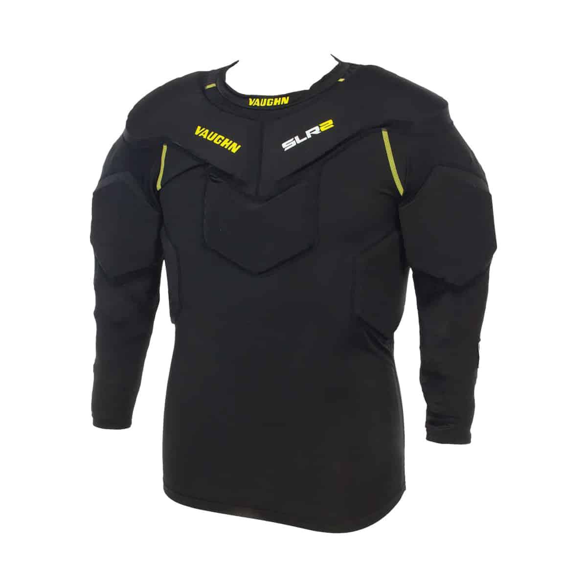 00f50de11b9 Vaughn Ventus SLR2 Padded Compression Senior Goalie Shirt