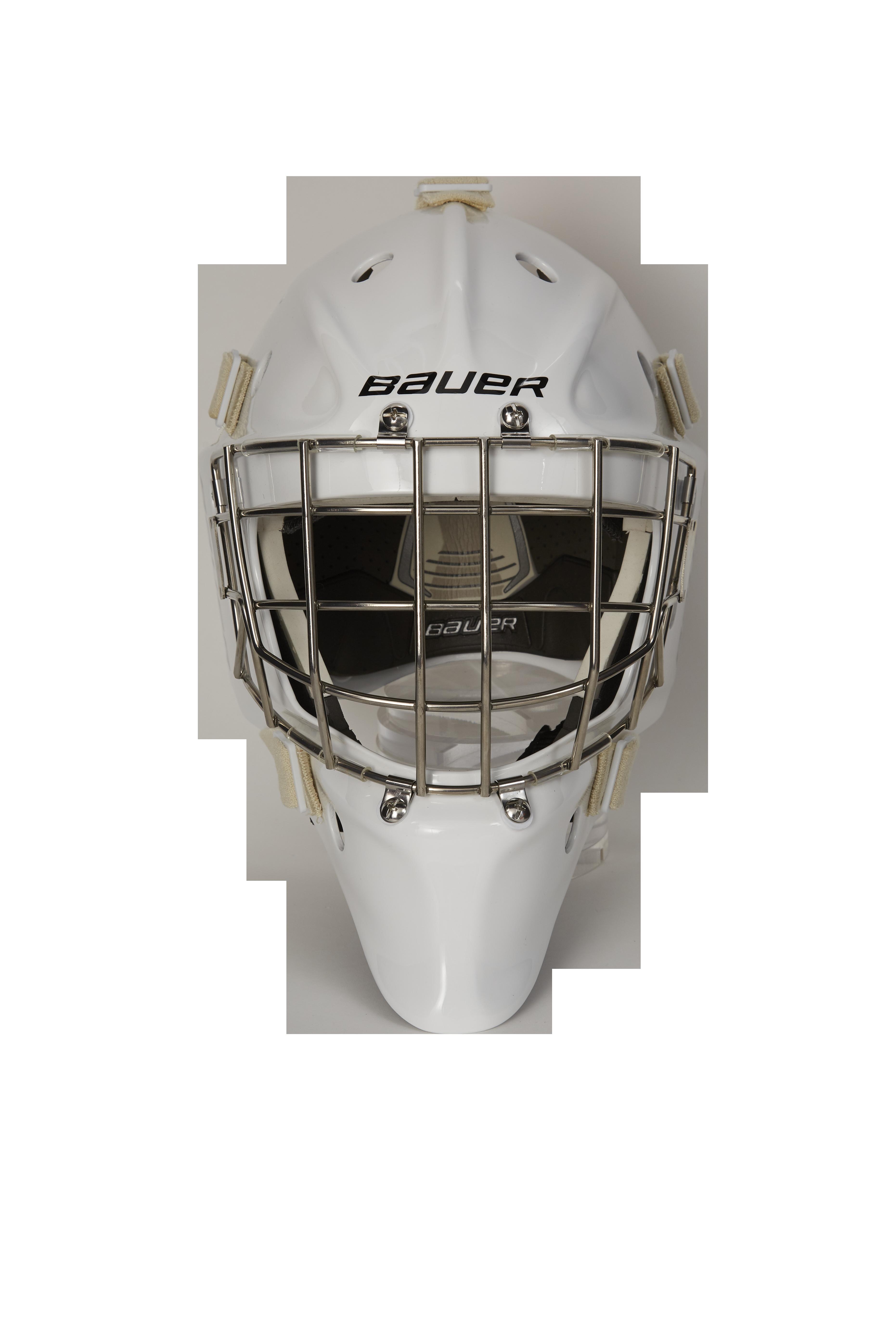 Goalies Plus Best Price Bauer S20 960 Senior Certified Straight Bar Goalie Mask